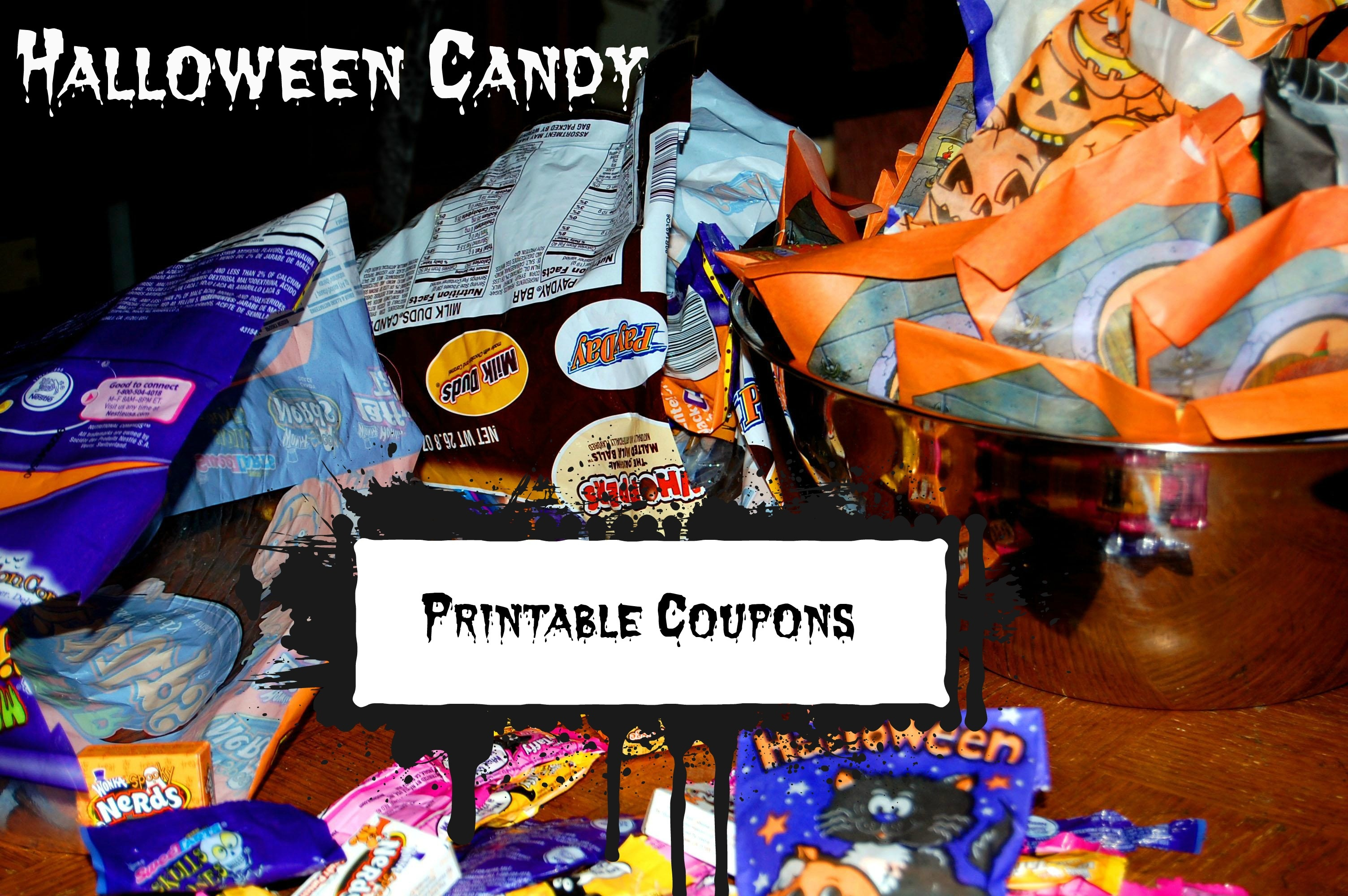Printable Halloween Candy Coupons Round-Up - Thrifty Jinxy - Free Printable Halloween Candy Coupons