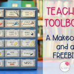 Printable Labels For Teacher Toolbox | Download Them Or Print   Free   Free Printable Teacher Toolbox Labels