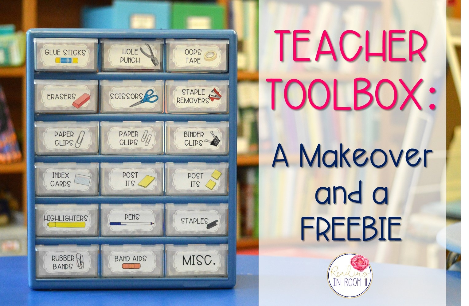 Printable Labels For Teacher Toolbox | Download Them Or Print - Free - Free Printable Teacher Toolbox Labels