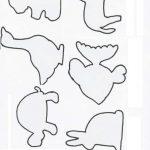 Printable Nature Cutouts. Printable. Free Printable Worksheets   Free Printable Animal Cutouts