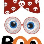 Printable Photobooth Props: Halloween Party Craft Activity | Signup   Free Photo Booth Props Printable Pdf