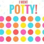 Printable Potty Training Chart   Bitz & Giggles   Potty Training Chart Free Printable