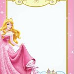Printable Princess Invitation Card | Scrapbooking | Princess   Free Printable Princess Invitation Cards
