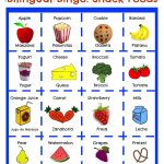 Printable Spanish Bingo Cards   C # Ile Web' E Hükmedin!   Free Printable Spanish Bingo Cards