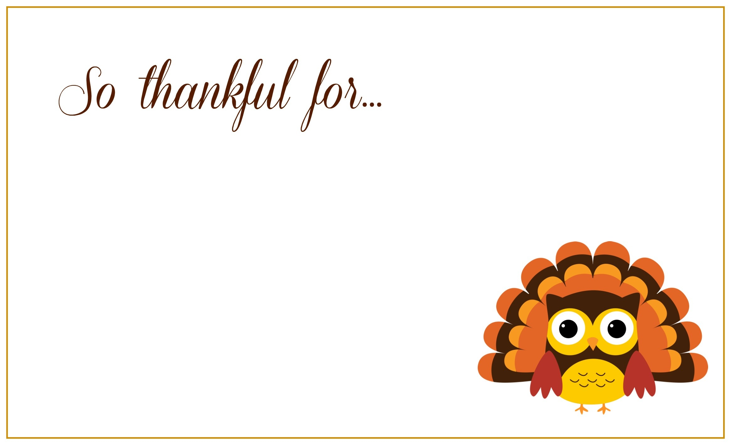 Printable Thanksgiving Placecards ~ Creative Market Blog - Free Printable Thanksgiving Place Cards