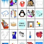 Printable Winter Bingo 54 Bingo Cards Download This Pdf | Etsy   Winter Bingo Cards Free Printable