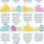 Printables Archives   Craftinated   Easter Scavenger Hunt Riddles Free Printable