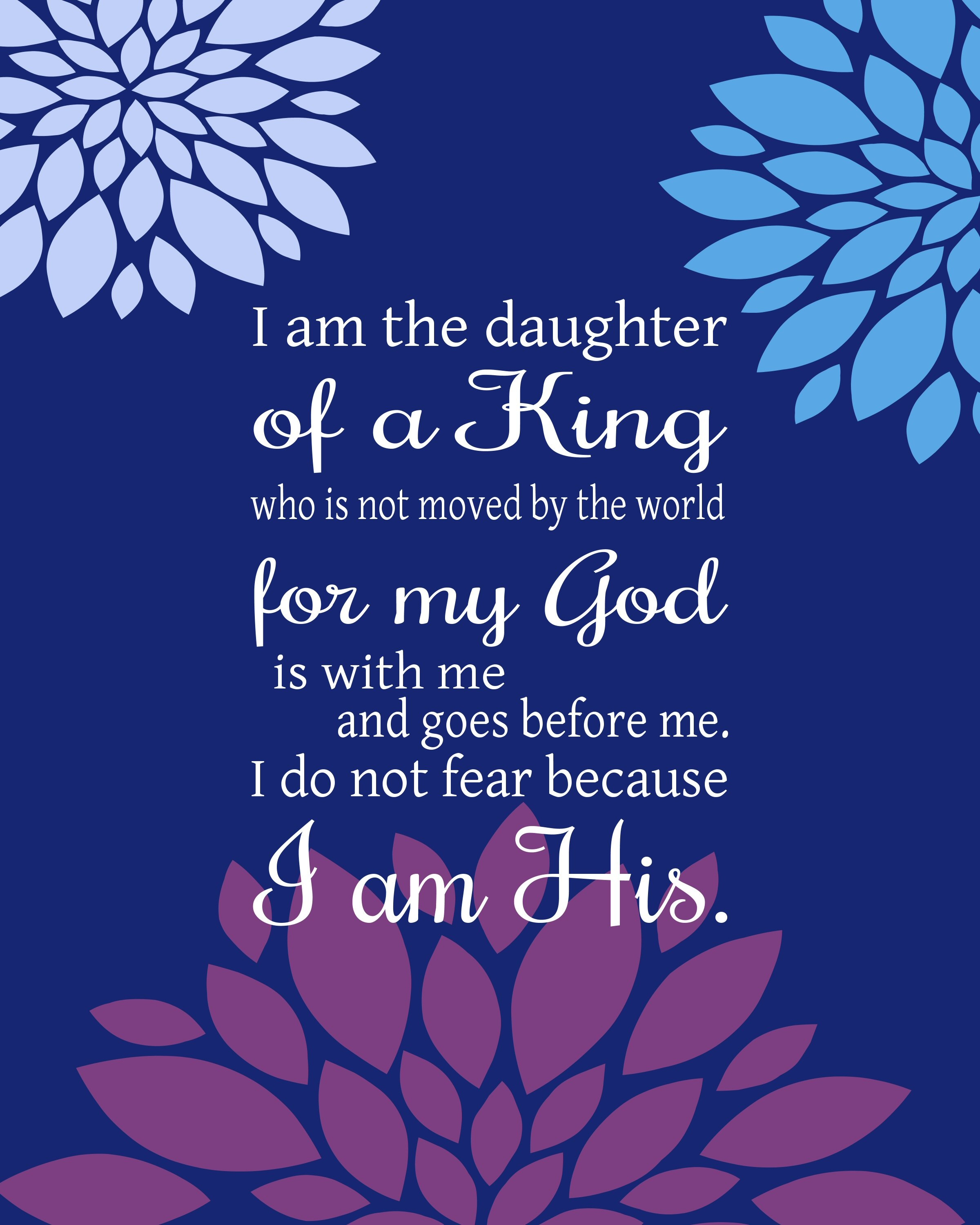 Printschristine, Inc. Personalized Gifts - Free Printable Girls - Free Printable Christian Art