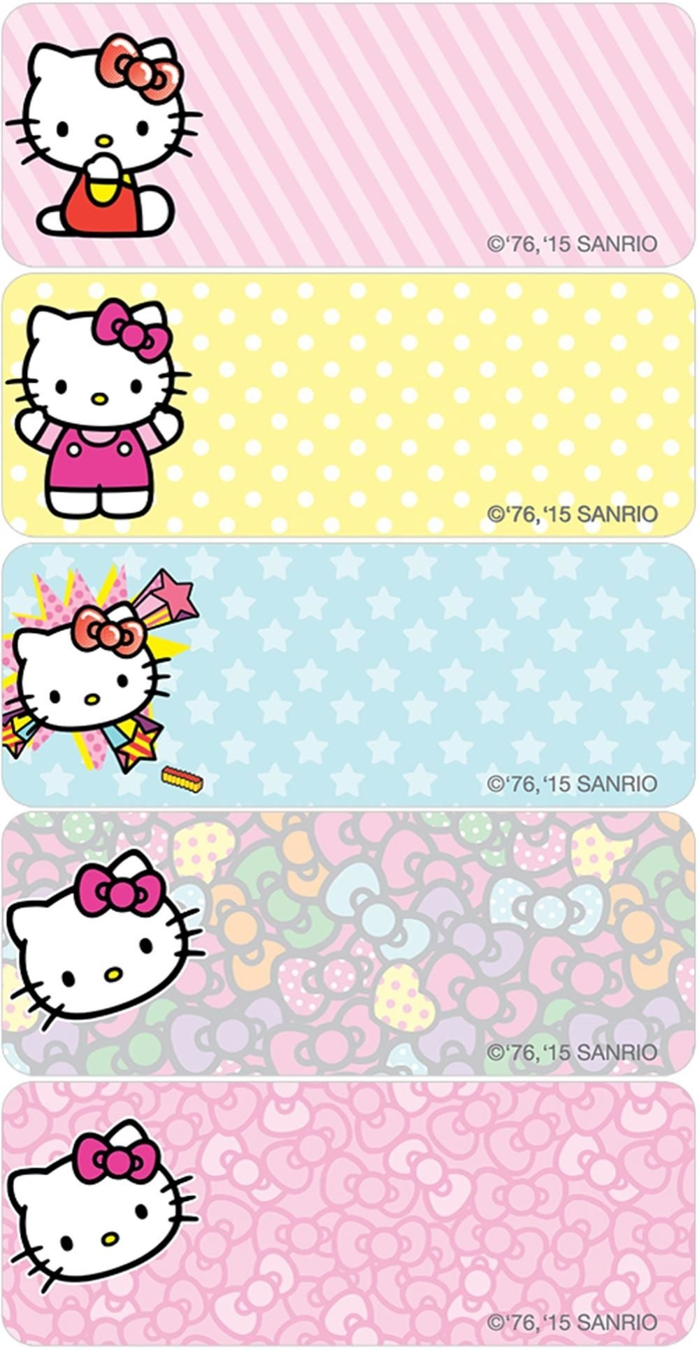 Product Image … | Hello Kitty | Hello… - Hello Kitty Labels Printable Free