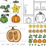 Pumpkin Activities For Kids   Pumpkin Theme Lesson Plan (Stem   Free Pumpkin Printables
