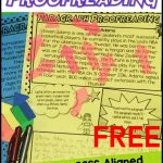Punctuation Proofreading Practice Activity Worksheets Free | Top   Punctuation Posters Printable Free