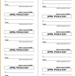 Raffle Ticket Template Sample Customer Service Resume 20 Pdf Psd   Free Printable Raffle Tickets