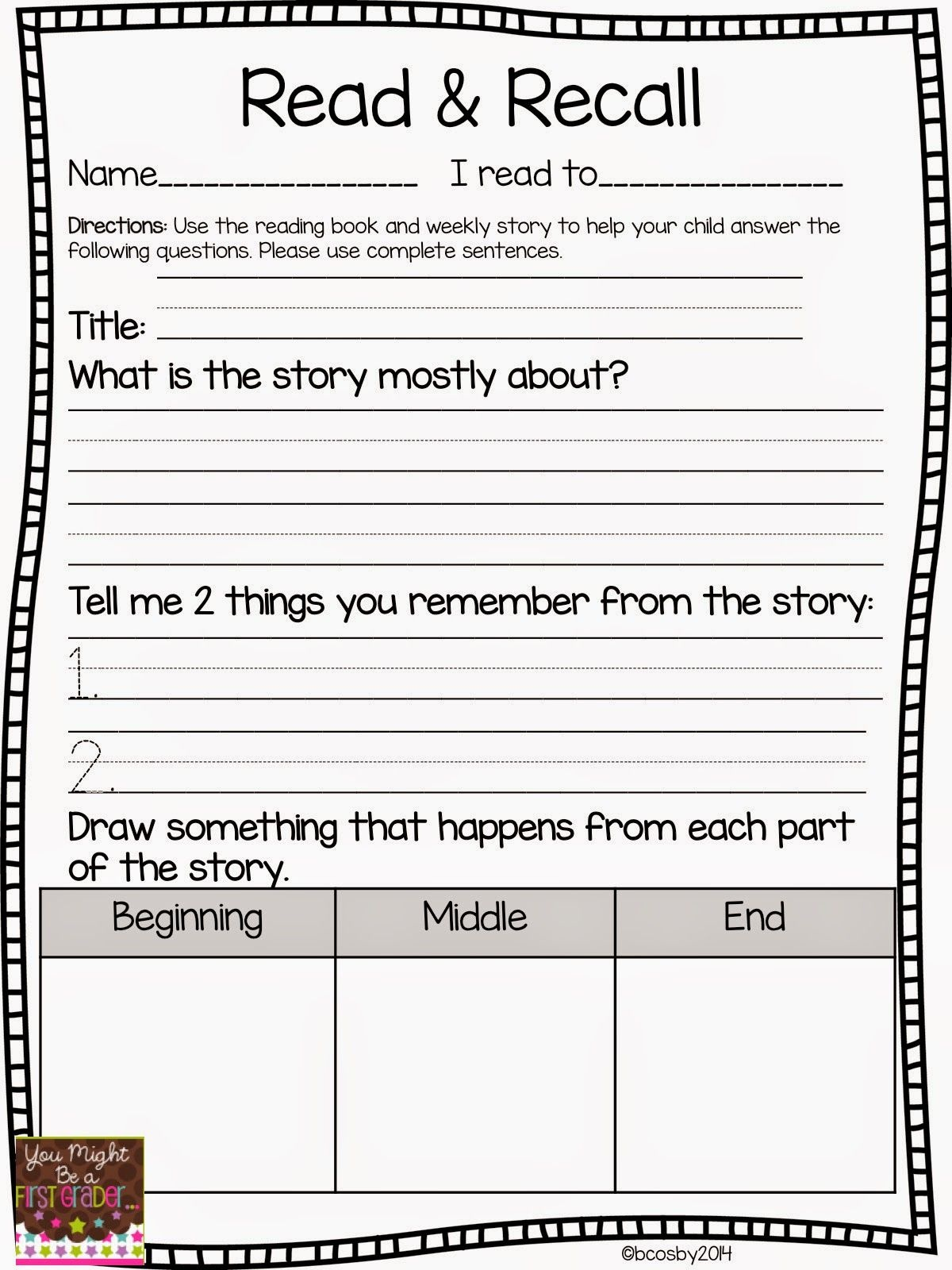 Reading Comprehension | Reading Workshop Ideas | Lectura Guiada - Free Printable Reading Games For 2Nd Graders