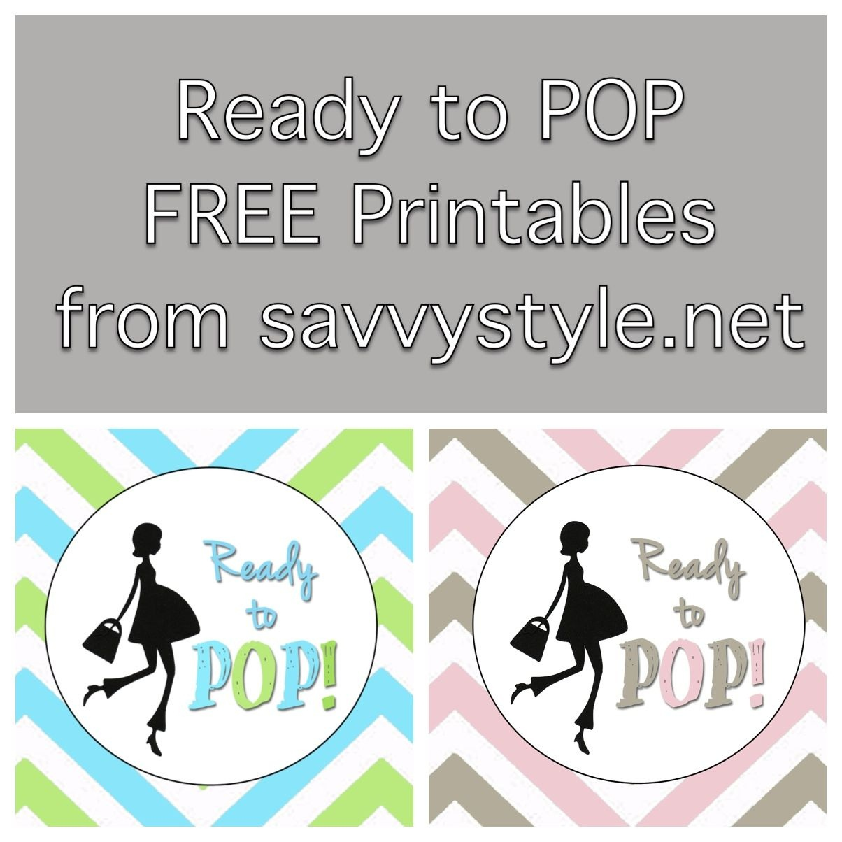 Ready To Pop Baby Shower Free Printables   Baby Shower In 2019 - Free Printable Ready To Pop Labels