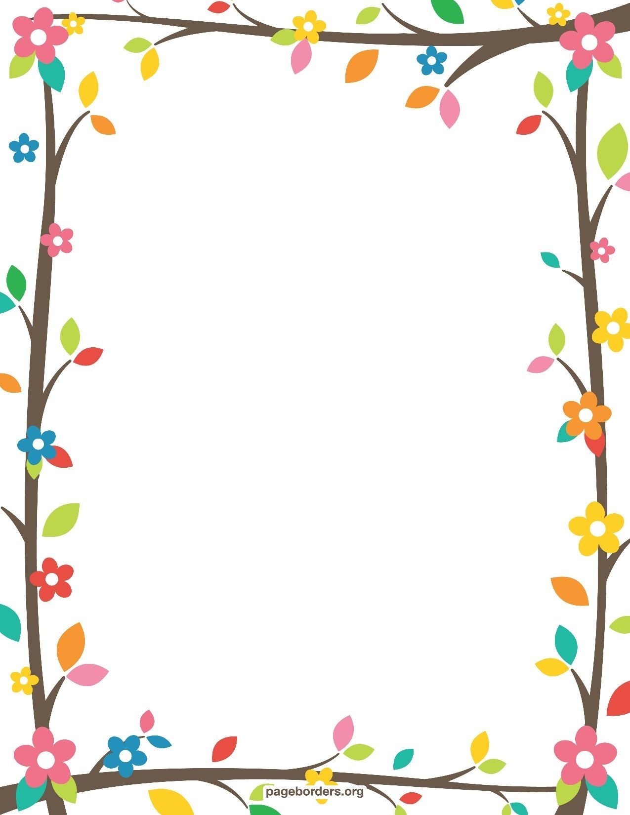 Resultado De Imagen Para Free Printable Border Designs For Paper - Free Printable Borders