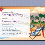 Retirement Party Invitations Template 2Xizvtxm | Retirement Or Cooks   Free Printable Retirement Cards