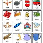 Rhyming Words 1 Worksheet   Free Esl Printable Worksheets Made   Free Printable Rhyming Words