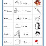 Rhyming Words Worksheet   Free Esl Printable Worksheets Madeteachers   Free Printable Rhyming Words