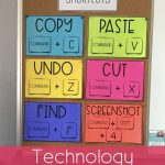 Save Time   Review Basic Computer Skills | 2Nd Grade Ela | Teaching   Free Printable Computer Lab Posters