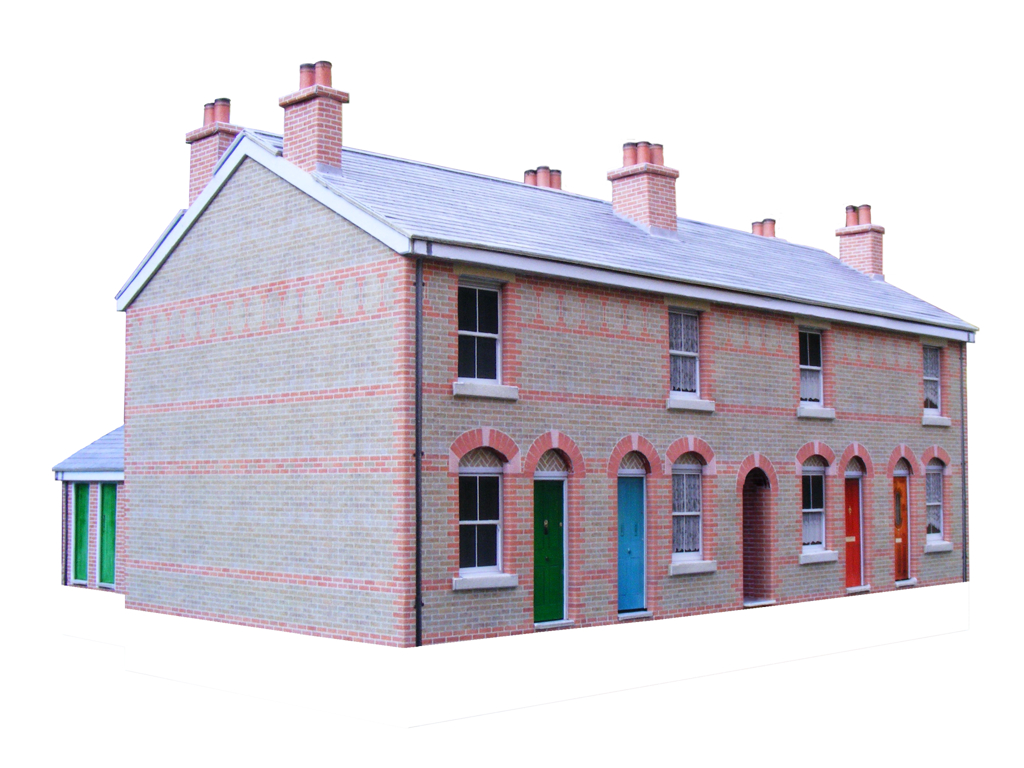 Scenerybuilder. Free Download Print And Build Pdf Card Model - Free Printable Model Railway Buildings