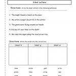 Second Grade Phonics Worksheets And Flashcards   Free Printable Phonics Worksheets For 4Th Grade