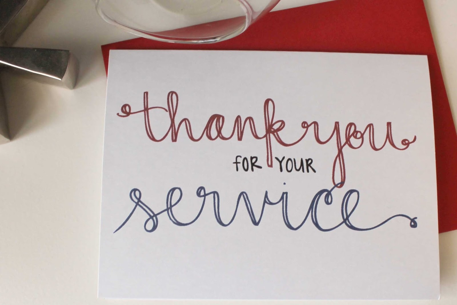 Send A Thank You Card To Our Troops | School | Veterans Day Gifts - Free Printable Thank You Cards For Soldiers