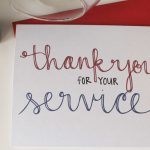 Send A Thank You Card To Our Troops | School | Veterans Day Gifts   Military Thank You Cards Free Printable
