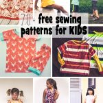 Sewing Patterns For Kids   Free For Summer   Life Sew Savory   Free Printable Sewing Patterns For Kids