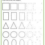 Shapes Worksheets For Preschool [Free Printables] – Mary Martha Mama   Free Printable Shapes Worksheets