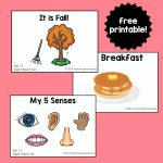 """Sight Word Readers For The Word """"for"""" 