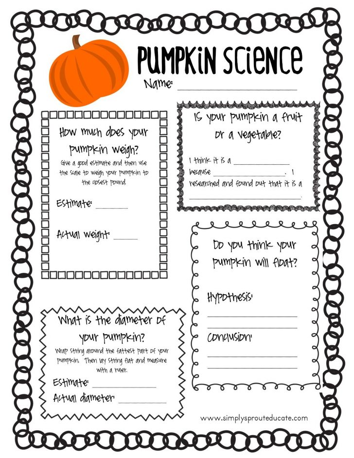 Free Printable Science Lessons