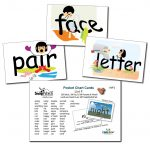 Snapwords® List F Pocket Chart Cards | Kids Learning Resources   Free Printable Snapwords