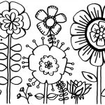 Spring Coloring Pages Free Coloring Pages Free Printable Spring   Free Printable Spring Coloring Pages