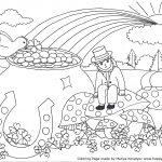 Stpatriksmedium   | Coloring Pages | Color, St Patrick, Coloring Pages   Free Printable Saint Patrick Coloring Pages