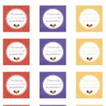 Strawberry Jam | Recipe | Pins I Love | Homemade Strawberry Jam   Free Printable Jam Labels