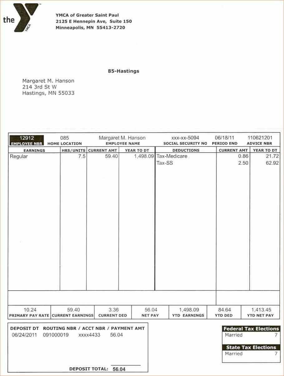 Stub Template Word Paystub Allows Person Or Entity That Has - Printable Pay Stub Template Free