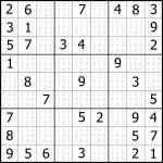 Sudoku Puzzler | Free, Printable, Updated Sudoku Puzzles With A   Free Printable Sudoku Puzzles