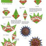 Teabag Fold Instructions   Free Printable Tea Bag Folding Patterns