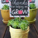 Teacher Appreciation Thanks For Helping Me Grow Printable   Three   Thanks For Helping Me Grow Free Printable