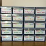 Teacher Toolbox Using Storage System From Bunnings (Australia   Free Printable Teacher Toolbox Labels