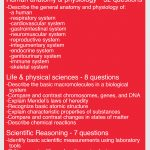 Teas Science   Content Areas Such As The Following: Human Anatomy   Free Printable Teas Practice Test