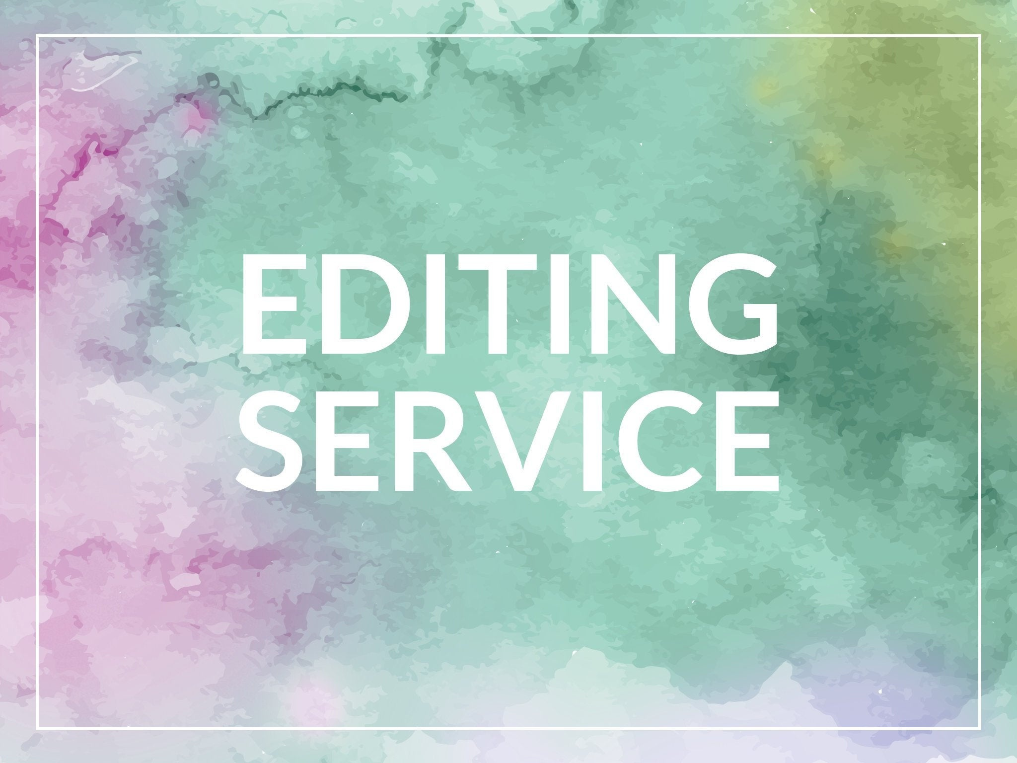 Template Editing Service Hassle Free Printable Templates | Etsy - Free Printable Out Of Service Sign