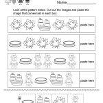 Thanksgiving Worksheet   Free Kindergarten Holiday Worksheet For Kids   Free Printable Kindergarten Thanksgiving Activities
