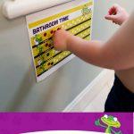 The Best Free & Diy Potty Training Charts   Potty Training Chart Free Printable
