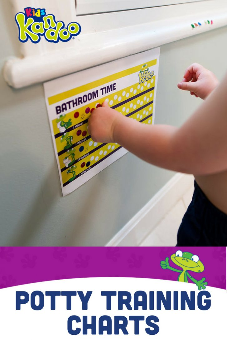 Potty Training Chart Free Printable