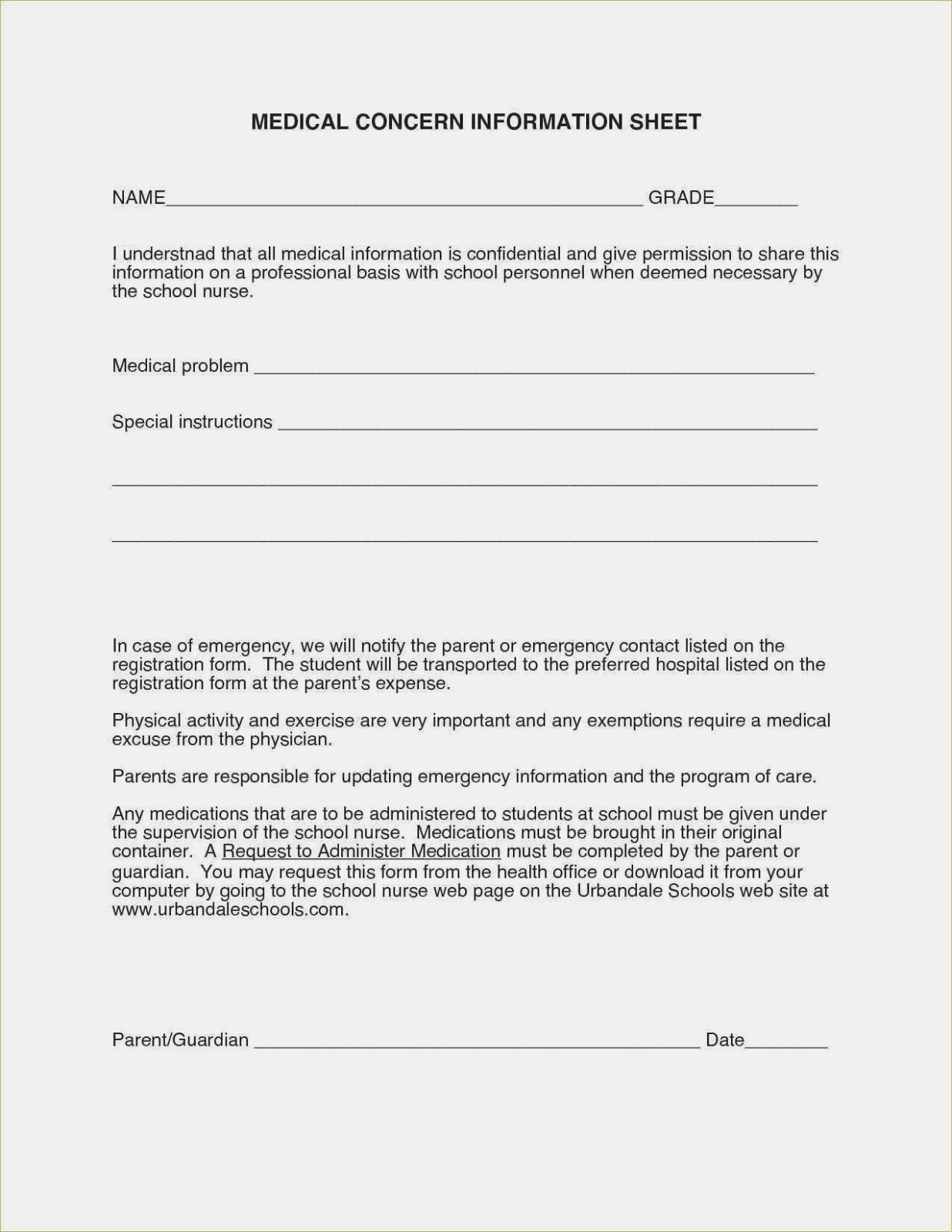 The Reasons Why We Love Free Printable   Invoice Template - Free Printable Medical Consent Form