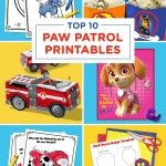 The Top 10 Paw Patrol Printables Of All Time | Nickelodeon Parents   Paw Patrol Free Printables