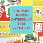 The Very Hungry Caterpillar Free Printables Bundle   Rattle Babble   The Very Hungry Caterpillar Free Printables
