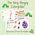 The Very Hungry Caterpillar Printable   96 Total Pages   The Very Hungry Caterpillar Free Printables