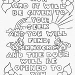 Top 10 Free Printable Bible Verse Coloring Pages Online | Coloring   Free Printable Bible Coloring Pages With Verses
